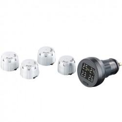 Système de contrôle de pression des pneus pour prise 12 V