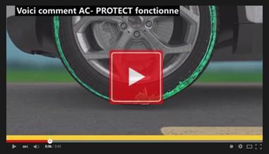 Vidéo de démonstration AC-PROTECT - Anti-Crevaison