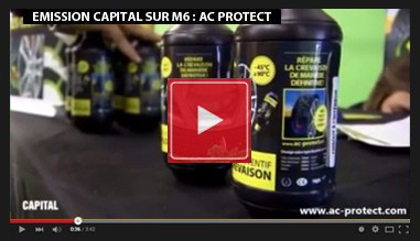 AC Protect vu sur CAPITAL - M6